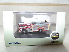 Oxford NSFE002 N Gauge 1/148  Scania CP31  Pump Ladder Fire Engine West Sussex