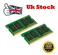8GB Kit 2x 4GB DDR3 1066 MHz PC3-8500 Sodimm Laptop RAM Memory MacBook Pro Apple