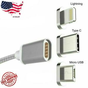 Charging Cable for Apple Android Type C