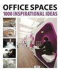 Office Spaces: 1000 Inspirational Ideas by Dimitris Kottas (Hardback, 2013)