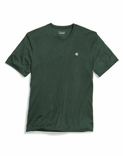 Champion Mens Core Tee Short Sleeve Vapor Moisture Wicking t shirt Gym Training