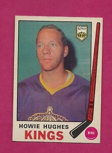 1969-70-OPC-142-KINGS-HOWIE-HUGHES-EX-MT-CARD-INV-A321
