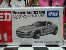 TOMICA #91 MERCEDES-BENZ SLS AMG 1/65 SCALE NEW IN BOX