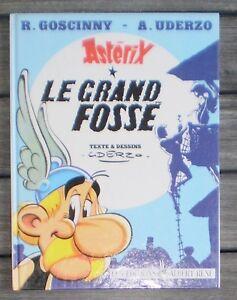 Details Sur Livre Bd Asterix Le Gaulois Le Grand Fosse De Uderzo Goscinny