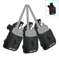 3X Multi-function Radio Case Holder for Kenwood/Yaesu/Icom/Motorola GP388+/328