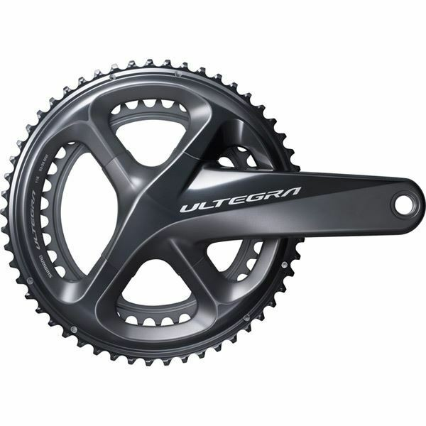 Shimano FC-R8000  Ultegra 11-speed double chainset, 50   34T 175 mm  free delivery