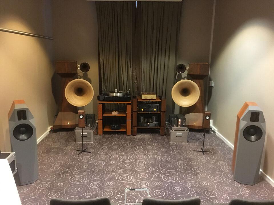 Tune Audio Anima 3-vejs Hornhøjtaler