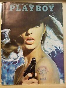 Playboy-November-1965-Free-Shipping-USA-Good-Condition