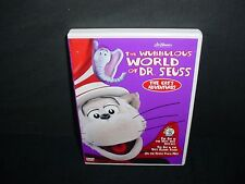 The Wubbulous World of Dr Seuss The Cats Adventures DVD Movie