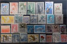 Turkeye -lot stamps (o)/*/**(ST46)