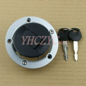 Fuel Gas Tank Cap Keys for Suzuki GSXR1000 03-15 600 75
