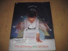 Vintage JC Penney Christmas 2000 Catalog Big Gift Wish Book