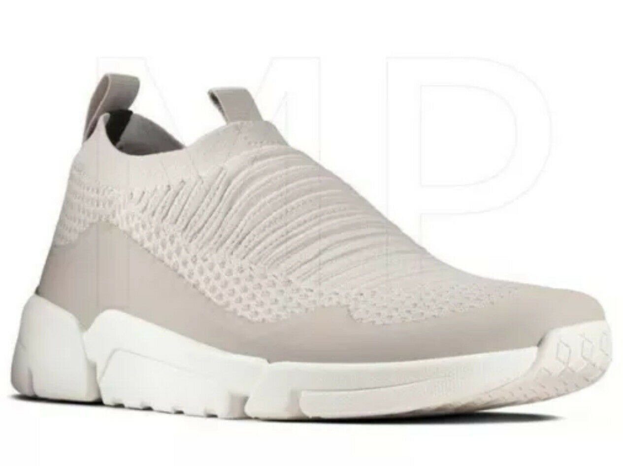 NEW CLARKS TRIGENIC UK 6.5 G / EU 40 TRI ACTIVE FREE Pull Slip On TRAINERS SHOES