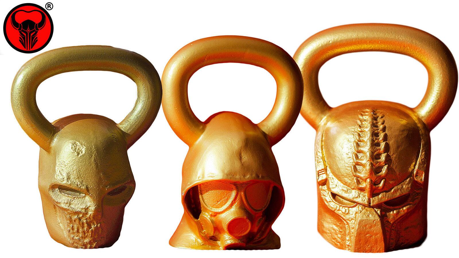 GHISA Nuovo di Zecca 12kg, Kettlebell Palestra Fitness, Crossfit, warriorbells