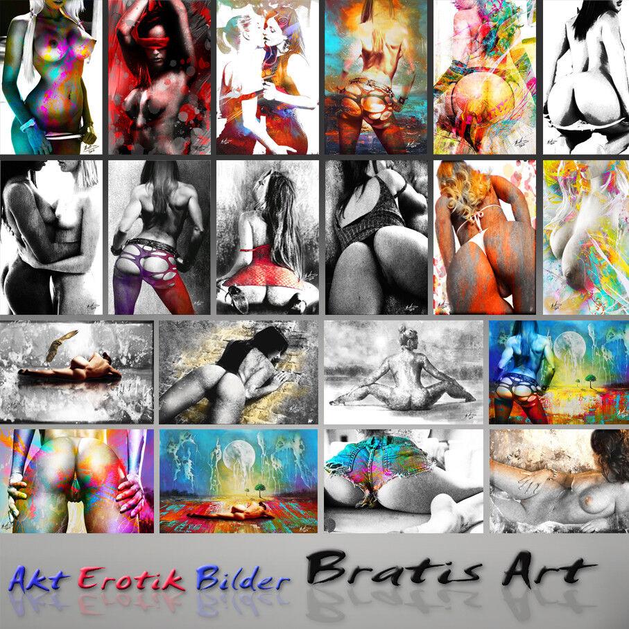 Immagini Astratta su tela arte immagine Marronee Muro Immagine Stampa Stampa Stampa d'Arte XXL 622a e24c53
