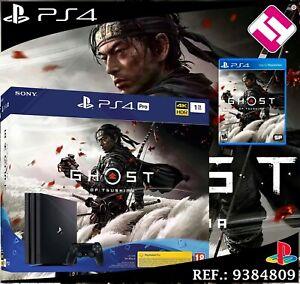 PS4-PLAYSTATION-4-PRO-1TB-GHOST-OF-TSUSHIMA-CONSOLA-EDICION-ESPECIAL-CUH-7216B