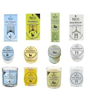 Prices-Fresh-Air-Glass-Jar-Candles-Tin-Candle-Tea-Lights-Tealight-Home-Gift