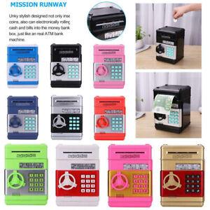Automatic-Password-Safe-Box-Money-ATM-Piggy-Bank-Mini-Safe-Cash-Coin-Kids-Toys