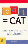C-A-T = Cat: Teach Your Child to Read with Phonics by Mona McNee (Paperback, 2000)