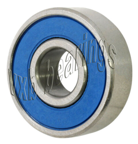 "Miniature Sealed Ball Bearing 609-2RS 9x24x7 9x24 mm 9mm Bore 0.354/""inch 609RS"