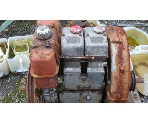 Lister diesel