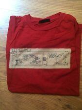 Burton T-Shirt Size Large Andy Capp Football T Shirt