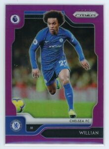2019-20-WILLIAN-82-99-PANINI-PRIZM-PREMIER-LEAGUE-PURPLE