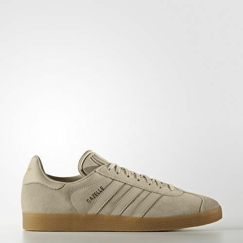 NEW MEN'S  ADIDAS ORIGINALS GAZELLE Schuhe   MEN'S CLAY BROWN/CLAY BROWN-GUM 65bb9d