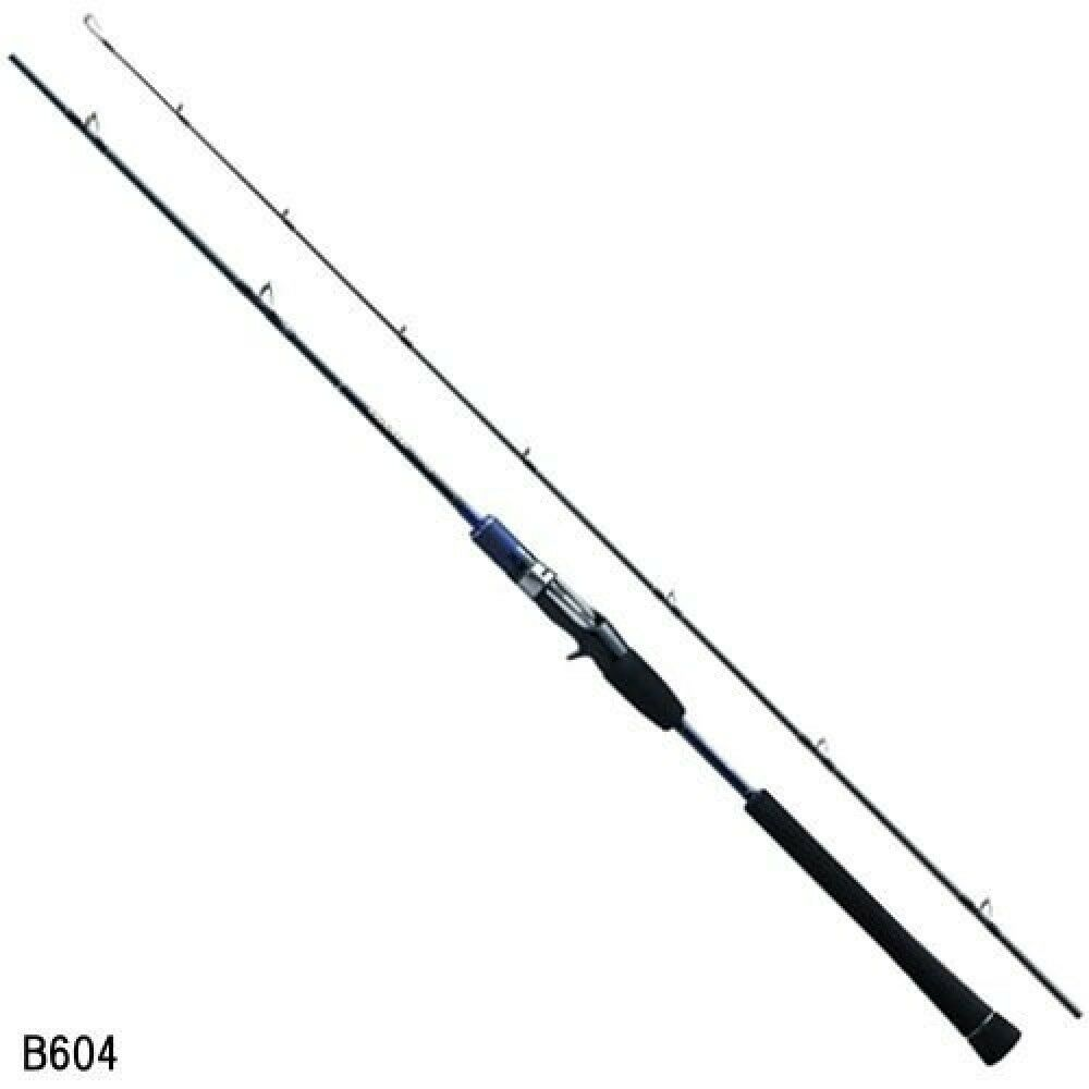 Shimano Bait Rod Game Type J B603 From Stylish Anglers Japan