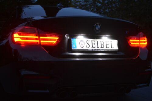 DEL plaque d/'immatriculation éclairage Mercedes Classe C w203 CLK c209 w209 CLK a209 SL r230