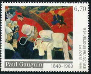 STAMP-TIMBRE-FRANCE-NEUF-N-3207-TABLEAU-ART-PAUL-GAUGUIN