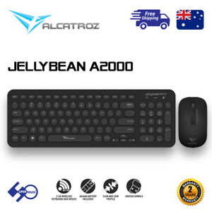 PC-Wireless-Keyboard-Mouse-Bundle-Computer-Combo-Silent-Key-JELLYBEAN-A2000
