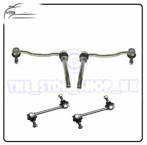 Peugeot-407-all-Front-amp-Rear-Suspension-Anti-Roll-Bar-Drop-Link-Rods-Bars
