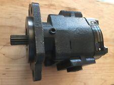 P21 Hydraulic Pump Bi Rota 24 Bolt B Mount 15 Gear 1 Rear1 Side Npt Po