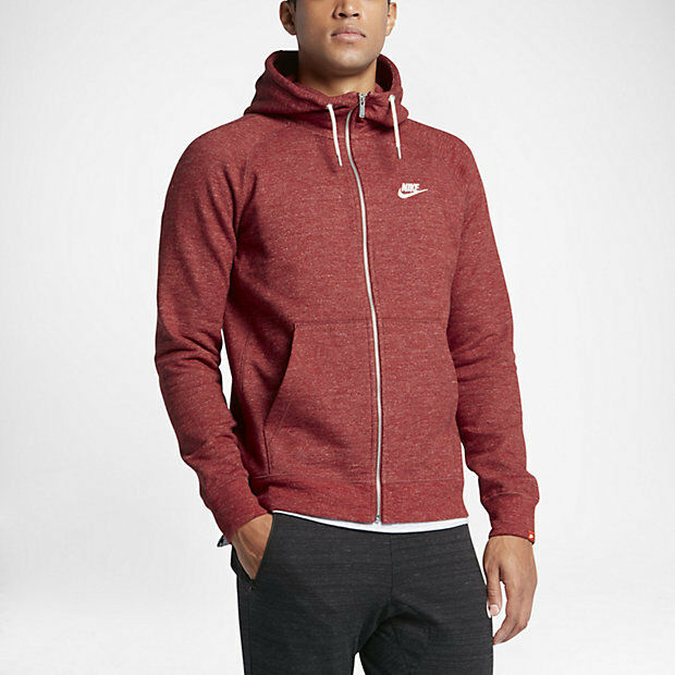 Nike 674 Men's Legacy 805057 Hoodie Sportswear Size Select Heather 44qrw7Y
