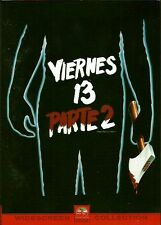 VIERNES 13 - Parte 2( FRIDAY THE 13TH PART 2) DVD-1981-English Audio-NEW