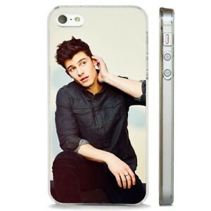 super popular db915 18d41 Details about Shawn Mendes Singer Musician Model CLEAR PHONE CASE COVER  fits iPHONE 5 6 7 8 X