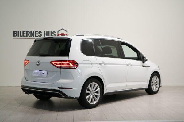 VW Touran 2,0 TDi 150 R-line DSG 7prs - billede 3