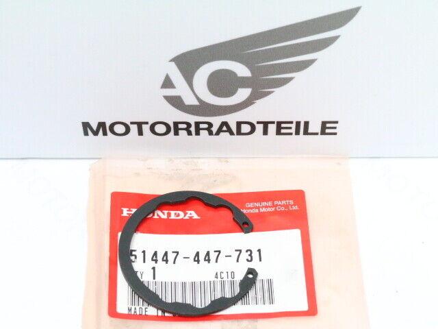 Honda CM 400 450 A C T circlip front fork shock absorber Genuine new
