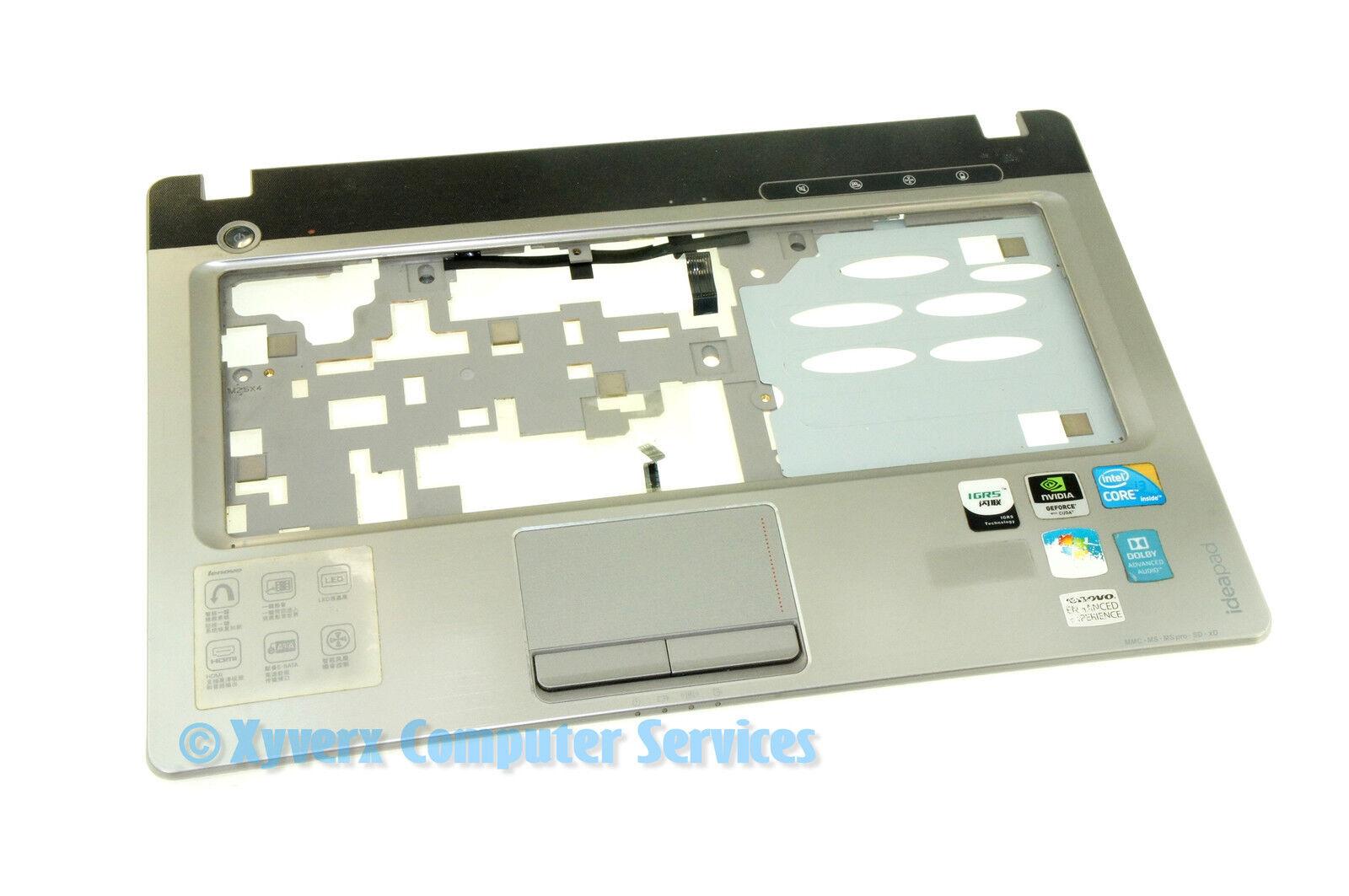 Lenovo Ideapad Z460 Series Touch Pad Palmrest Gray Am0e3000200 For Sale Online Ebay