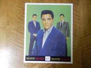 ELVIS PRESLEY RCA LP bonus photo It Happened at the World's Fair