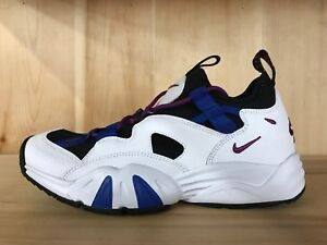 38eed821446 NIKE AIR SCREAM LWP WHITE BOLD BERRY LYON BLUE TRAINING MENS SZ 8-13 ...