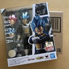 Bandai S.H.Figuarts DragonBall Z BROLY SUPER SAIYAN GOD SSGSS VEGETA Japan ver