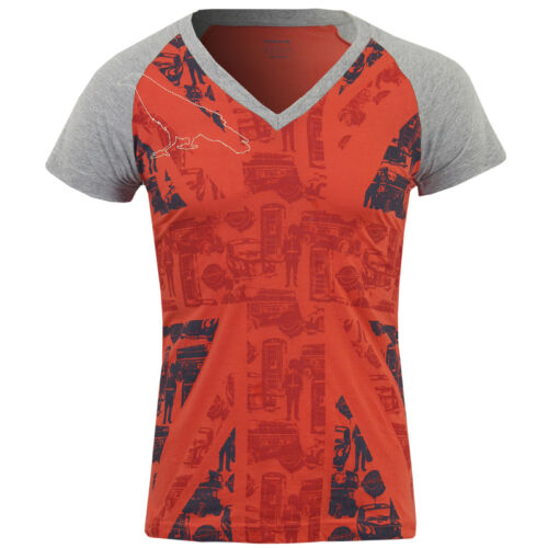 Size 12 Genuine Reebok Women/'s ES London Classic T-Shirt