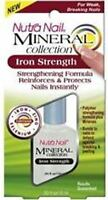 2 Nutra Nail Mineral Collection Iron Strength .45 Fl. Oz./13 Ml