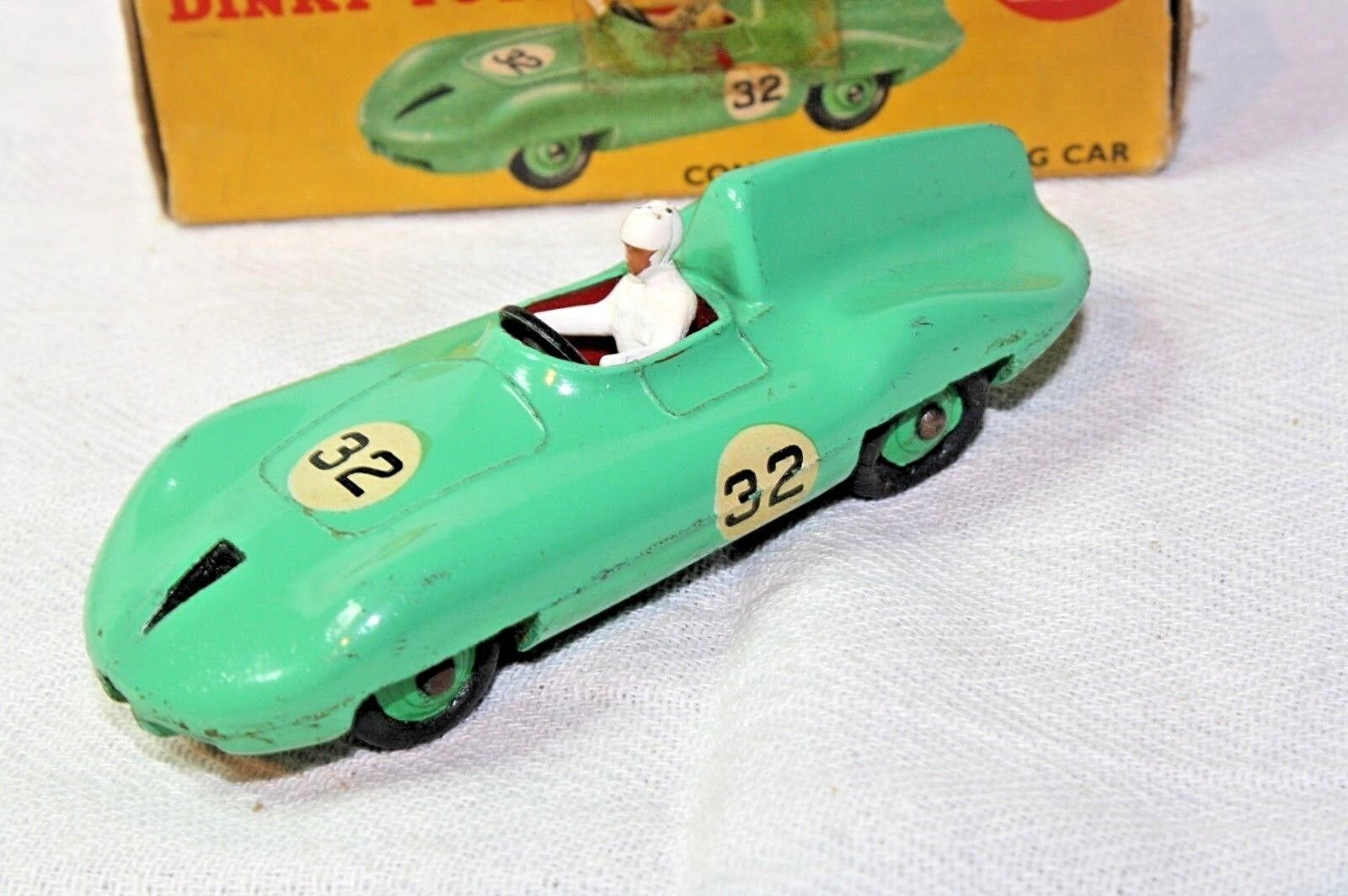 Dinky Connaught Racing Car, Very Good Condition Condition Condition in Original Box 0963c6