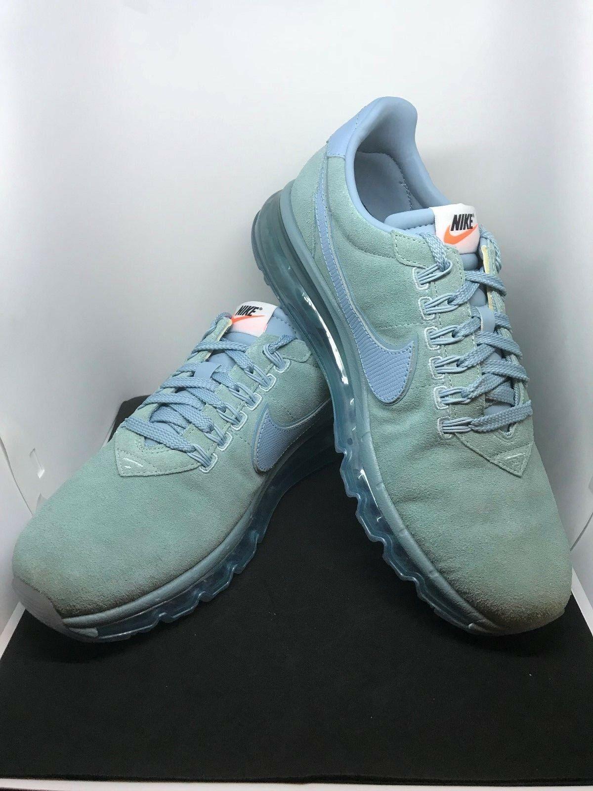 Nike Air Air Air Max LD Zero iD Women's Running shoes   Aqua bluee  Size 11 (AA3174-991) 4fa15a