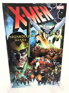 X-Men-Asgardian-Wars-New-Printing-Claremont-Marvel-TPB-Trade-Paperback-Brand-New