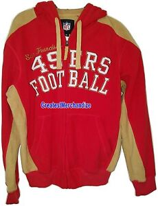 NFL San Francisco 49ers G-III Snap Shot Polar Fleece Full-Zip Hoodie ... a31eb63a9