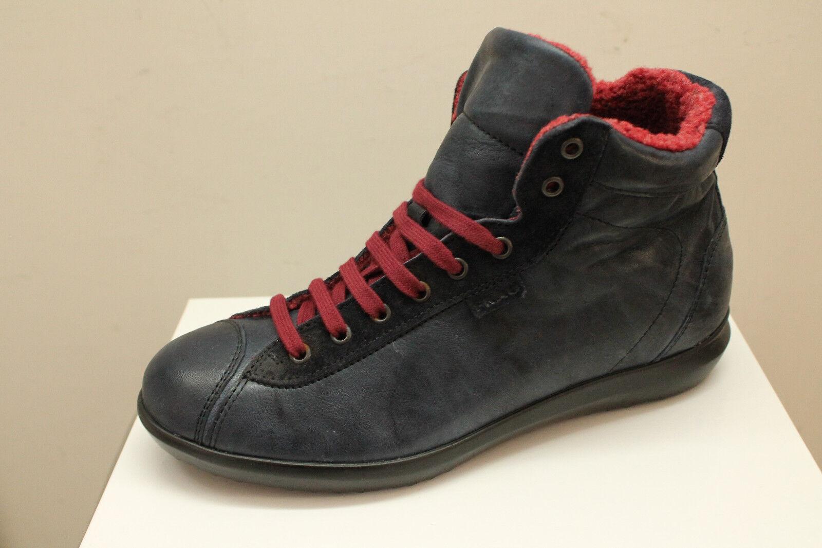 zapatillas listino alta scarponcino Frau 48T9 azul lana tipo Camper listino zapatillas - 30% 6caad4